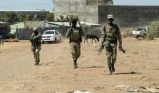 الشرطة الإثيوبية: اعتقال 796 شخصا بتهمة التخطيط لهجمات إرهابية