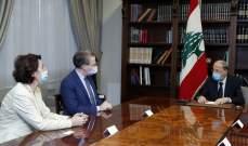 الجمهورية: دوريل سيكتفي بتحذير المسؤولين من مصير لبنان بحال عدم تشكيل الحكومة