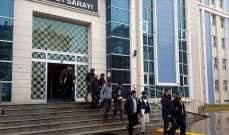 """فرق الأمن التركية أوقفت 7 مشتبه بهم بالانتماء لـ""""داعش"""" في ولاية قرشهير"""