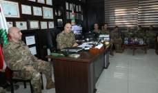 قائد الجيش: لن نتساهل مع أي مخل بالأمن وسيأتي يوم أقل ما يقال فيه إن الجيش قد أنقذ لبنان
