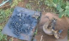 العثور على قنبلة بلا صاعق في البداوي وخبير عسكري يعمل على تفجيرها