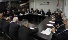 لقاء الجمهورية: محاربة الفساد تحتاج إلى مقاربات جدية وقرار الدستوري خيب الآمال