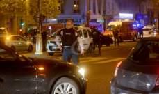 سلطات باريس: 140 قتيلا في الإعتداءات بينهم 100 في مسرح باتاكلان