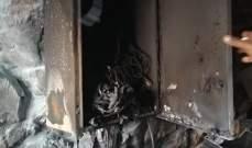 الدفاع المدني: إخماد حريق غرفة للإمداد بالطاقة الكهربائية في شبطين