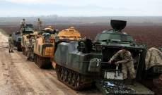 RT: التحالف الدولي يدمر قاعدته العسكرية في بلدة خراب العاشق في عين العرب بعد الانسحاب منها