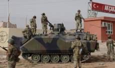 المدفعية التركية تقصف مواقع للجيش السوري تمهيدا لتقدم دباباتها بإدلب