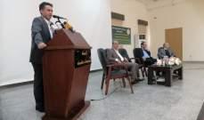 حمية: سوريا هي بوابة الترانزيت الأساسية للبنان