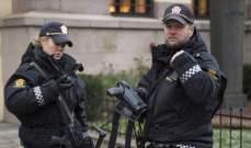 الشرطة النرويجية: مهاجم طعن بسكين أربعة عاملين بمدرسة في أوسلو