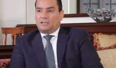 فيصل الصايغ: إقرار الموازنة ينفع بضبط الانفاق للوزراء المقبلين