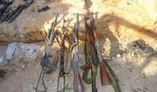 قوى الأمن أعلنت تفاصيل الإنجاز النوعي لشعبة المعلومات بالقضاء على مجموعة إرهابية في وادي خالد