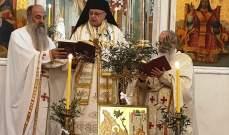 درويش بأحد الشعانين: إجعلوا من هذا العيد مناسبة مقدسة ليسكن الله في عائلاتكم