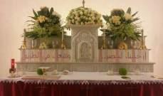 """خادم رعية كنيسة مار نهرا- فرن الشباك لـ""""النشرة"""": توقف القداديس ليومين لحين صدور نتائج الـPCR"""