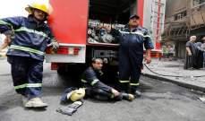سياسي عراقي يطالب الحكومة بتسليم جهاز المخابرات بسبب استمرار الحرائق