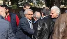 سعد في الذكرى 33 لمحاولة اغتيال مصطفى سعد: استهدفت ضرب الوحدة الوطنية في لبنان