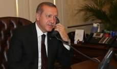 اردوغان اتصل بالرئيس الجزائري الجديد وهنأه بفوزه في الانتخابات
