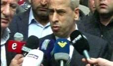 اللواء خير: تضرر نحو 70 ألف منزل من جراء انفجار بيروت