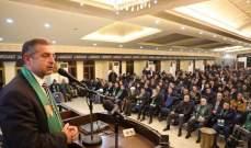 قبيسي: هناك من يريد ان يستمر الفراغ ولا يريد لحكومة ان تتشكل في لبنان