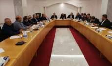 المجلس الأعلى للروم الكاثوليك دان اعتداءات إسرائيل: نؤيد خطوات معالجة الانهيار الاقتصادي
