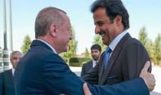 أمير قطر: نقف مع أشقائنا في تركيا لوقوفها بجوار قضايا الأمة