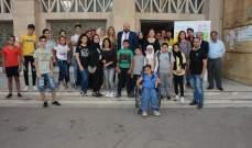 نهرا: سنكون الى جانب الجمعيات والمنظمات المحلية في حماية حقوق الطفل