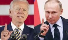 الكرملين: بوتين وبايدن يقدران إيجابيا التنسيق الروسي الأميركي حول نقل المساعدات لسوريا