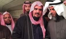 مجتهد: نجل الملك فهد اعتقل من قبل قوة تابعة لبن سلمان ومكانه غير معروف