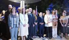 لاسن: أوروبا حريصة وملتزمة بدعم الاستقرار والأمن والتنمية الاقتصادية في لبنان