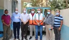 مستشفى الهمشري: جاهزون لإجراء فحوصات الـpcr على جميع الأراضي اللبنانية