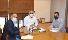 كركي تابع مع منظمة العمل الدولية تطوير مشاريع الحماية الاجتماعية بلبنان