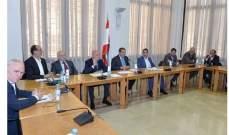 نواب البقاع يؤيدون اقتراح ضاهر اقامة نفق يربط ميناء بيروت بشتورا