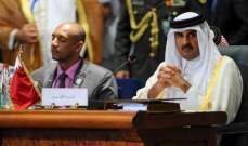 امير قطر لميركل: يجب الالتزام بوقف إطلاق النار في ليبيا