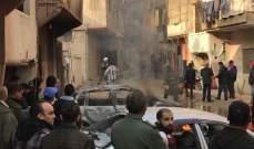 MTV: إصابة مصور القناة في رجله ومحاصرة المراسلة بمخيم برج البراجنة