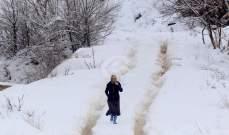 """العاصفة """"نويل"""" قادمة في 12 الجاري والثلوج على ارتفاع 1000 متر"""