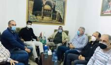 حماس والجهاد الإسلامي اجتمعا في صور:لتؤمن الأونروا إحتياجات الفلسطينيين