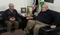 حمدان: ما يجمعنا مع الحركة الناصرية في الأردن هو الهم القومي العربي الواحد