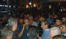 خير شارك في اعتصام أبناء بلدات المنية ودير عمار: لن نقبل بأي تسوية على حساب صحة ابناء المنطقة