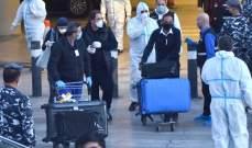 اجراءات جديدة للركاب القادمين للبنان ابتداء من 23 ايلول