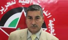 أبو ظريفة: اتفاق المصالحة خطوة في الاتجاه الصحيح