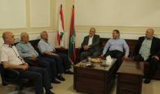 أسامة سعد: لاعتماد رؤية وطنية في معالجة أزمات البلد بعيداً عن أي خلفيات طائفية