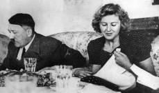 هتلر لم يقم علاقة جنسية مع زوجته لأنه يحب ألمانيا فقط