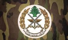 الجيش: 4 طائرات حربية إسرائيلية خرقت الأجواء أمس وأطلقت بالونين حراريين فوق الصرفند