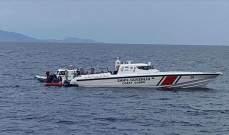 خفر السواحل التركي أنقذ 25 طالب لجوء في بحر إيجه بعدما أعادتهم سلطات اليونان