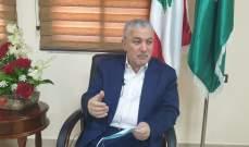 محمد نصرالله: لبنان يعيش حربا تهدف لإسقاطه اقتصاديا بعد فشل محاولات إسقاطه عسكريا