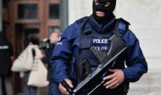 الشرطة اليونانية اعتقلت ناشطين رفعوا لافتات مكتوب عليها