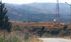 النشرة: ورشة إسرائيلية استأنفت أعمال الحفر خلف السياج الحدودي بظل حماية أمنية