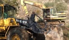 النشرة: مواصلة تنظيف مجرى الليطاني المقابل لبلدة يحمر الشقيف
