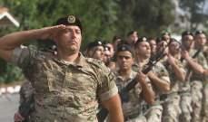 الجيش: اقفال طرق ومعابر تستخدم للتهريب في منطقة الهرمل