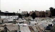 فرق الصليب الاحمر تجلي عشرات العائلات السورية  في عكار