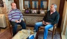 أرسلان التقى وهاب: لضرورة اسناد حقيبة وازنة للدروز وتمثيلهم بحقيبتين