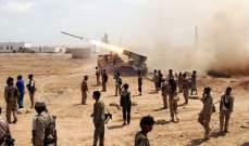 123 عنصراً من أنصار الله يسلمون أنفسهم للجيش اليمني بالحديدة